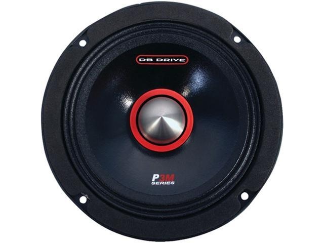 Db Drive P3M 8C 8_ Pro Audio High-Efficiency Shallow Mount Die Cast Mid-Range Speaker (8