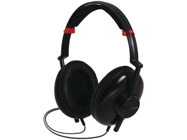 Koss 163006 Kc25 Collapsible Dj Headphones