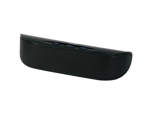 JENSEN SMPS-200 Portable Speaker With Built-In Amp & Subwoofer