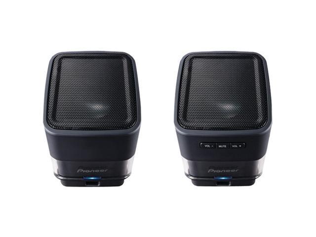 Pioneer S-Mm201-K Usb-Powered Computer Speaker ,Black