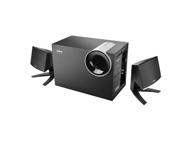 Edifier M1380 Multimedia 2.1 Speaker, Black