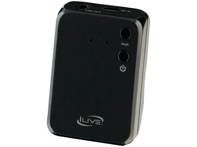 iLive IAB13B Bluetooth Receiver and Adapter