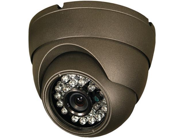 Security Labs SLC-1055 High-Resolution Turret Dome Camera