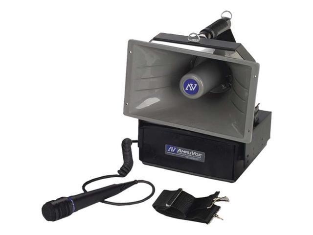 Amplivox SW610A 50-Watt Wireless Half Mile Hailer