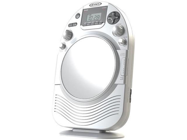 Jensen Jcr-525 Am/Fm Stereo Shower Radio With Cd