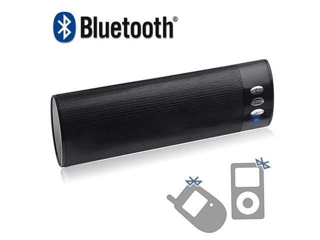 eForCtiy Portable Wireless Rechargeable Bluetooth Speaker, Black