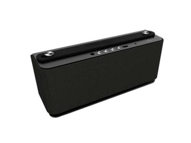Chill Pill Audio Chill Box Portable Bluetooth Speaker , Black