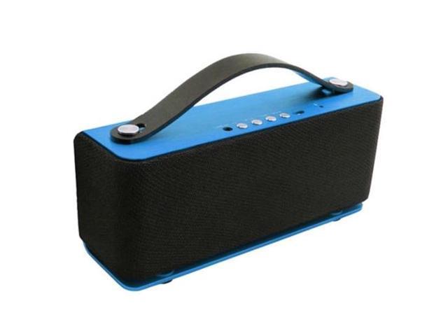 Chill Pill Audio Chill Box Portable Bluetooth Speaker , Blue