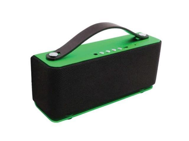 Chill Pill Audio Chill Box Portable Bluetooth Speaker , Green
