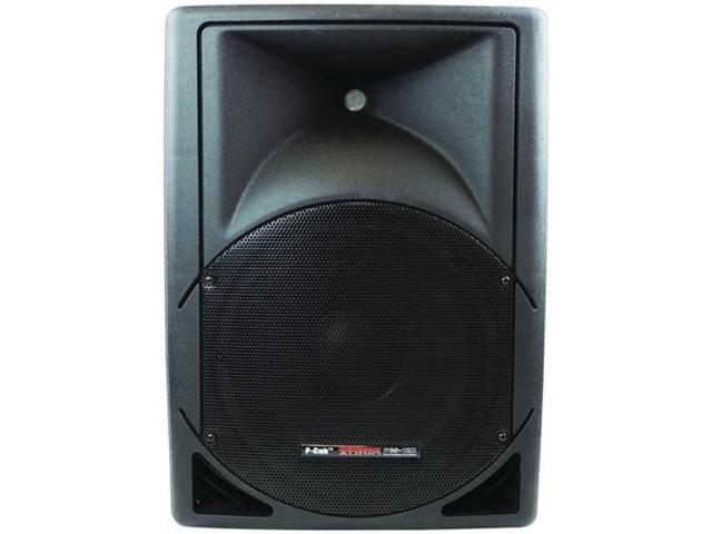NADY PCS 12X P-CAB Series Full-Range 2-Way Powered Speaker with 12