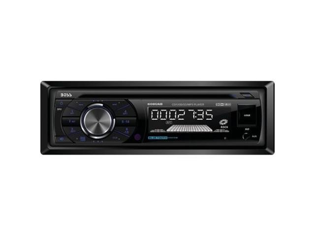 BOSS AUDIO 508UAB Single-DIN In-Dash MP3-Compatible CD & AM / FM Receiver