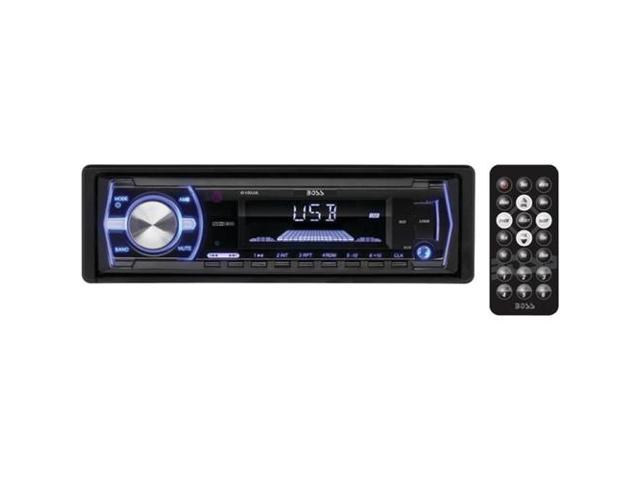 BOSS AUDIO 618UA Single DIN Mechless with AM / FM Receiver