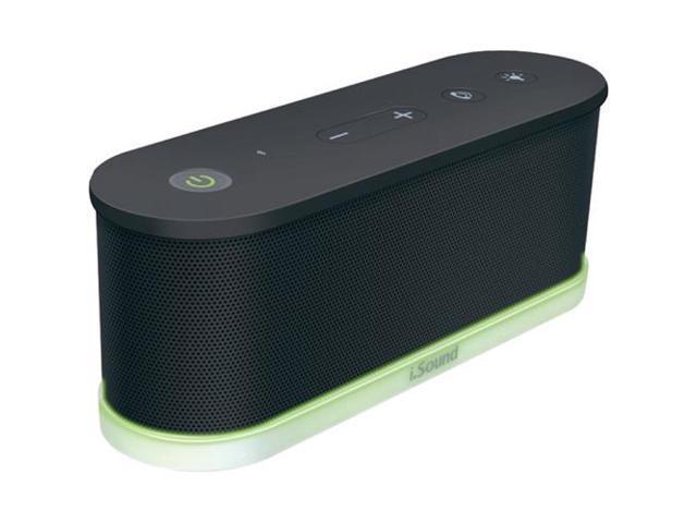 ISOUND ISOUND-5423 Waves Wireless Bluetooth Speaker ,Black