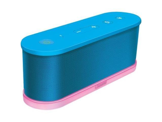 ISOUND ISOUND-5424 Waves Wireless Bluetooth Speaker ,Blue