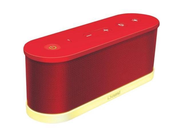 ISOUND ISOUND-5425 Waves Wireless Bluetooth Speaker ,Red