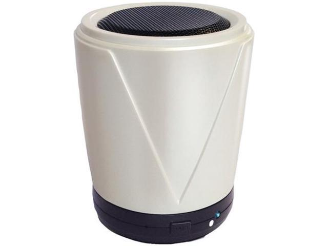 AT&T PWS01-WHT Hot Joe Bluetooth (R ) Speaker (White )