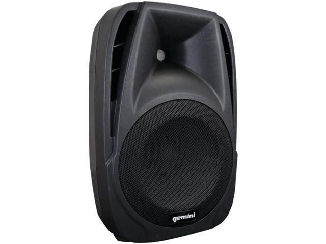 Gemini E5-10BLU 10 inch Active Loudspeaker with USB/SD/Bluetooth MP3 Player