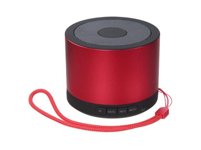 Red Mobile Wireless Speakers-68