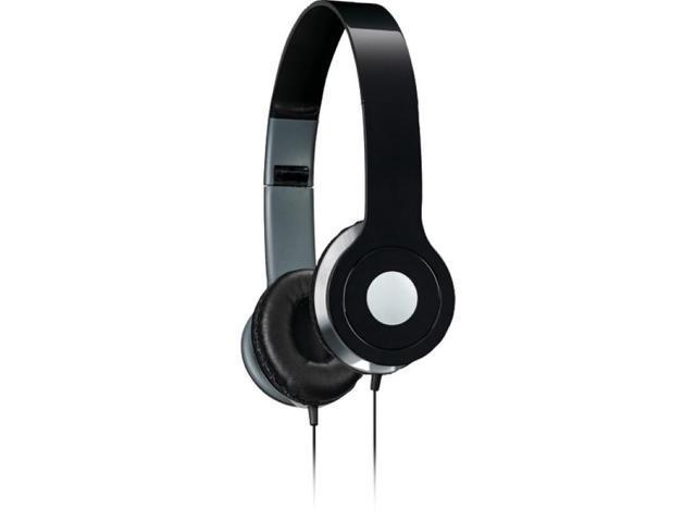 ILIVE iAH54B On-Ear Headphones (Black)
