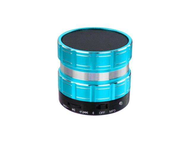 eForCity Blue Mobile Wireless Speakers-413