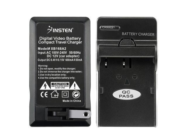 eForCity En-El3E Battery Charger Compatible With Nikon D70 D80 D90 D100 D200