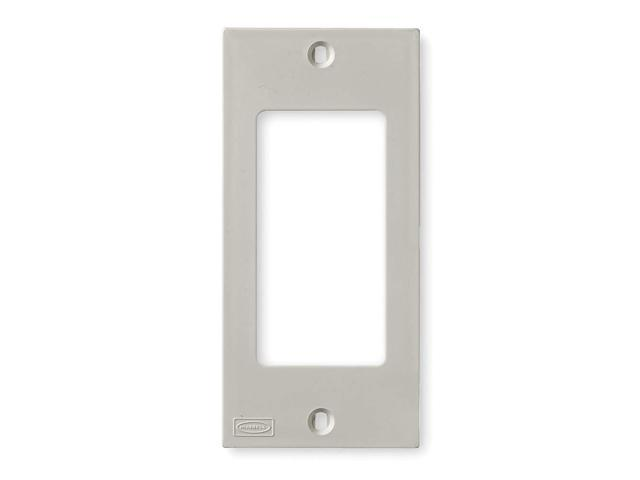 Faceplate Style Line, Single Gang KP26
