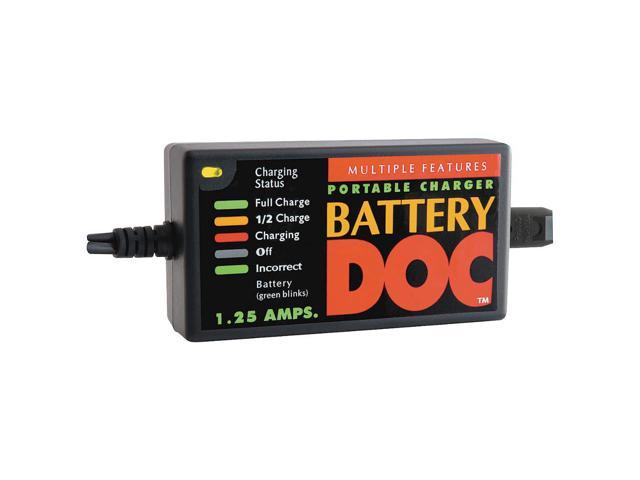 Battery Charger, 120V, 1.25A 20039