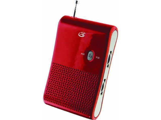 Am/Fm Portable Radio R055B