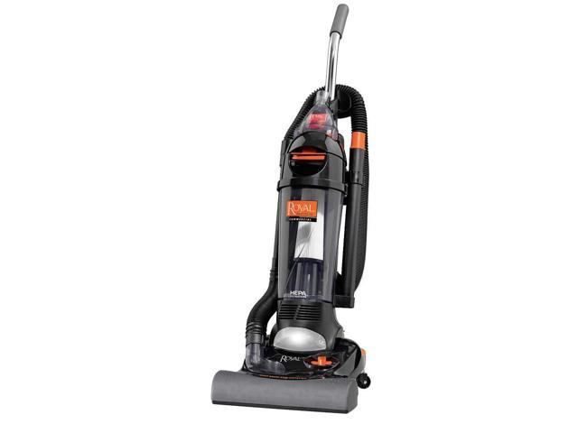 Upright Vacuum, 15 In, 12A, 120V, HEPA RY6100