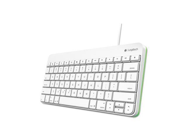 Wired Keyboard for iPad, Apple Lightning, White 920006341
