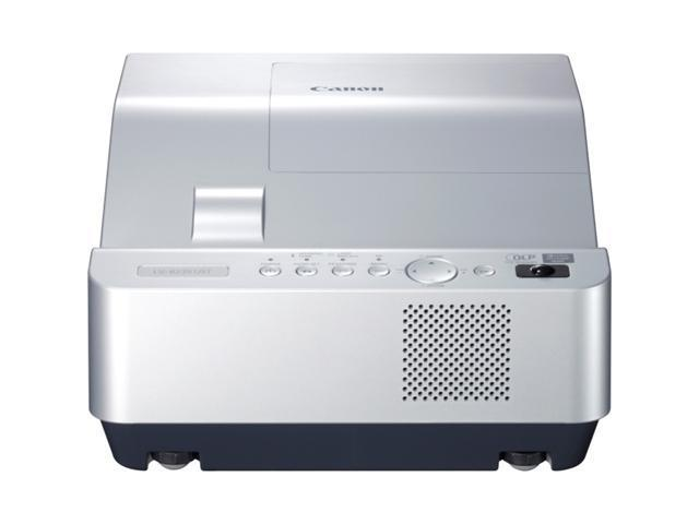 Canon Professional LV-8235 UST 3D Ready DLP Projector - 720p - HDTV - 16:10