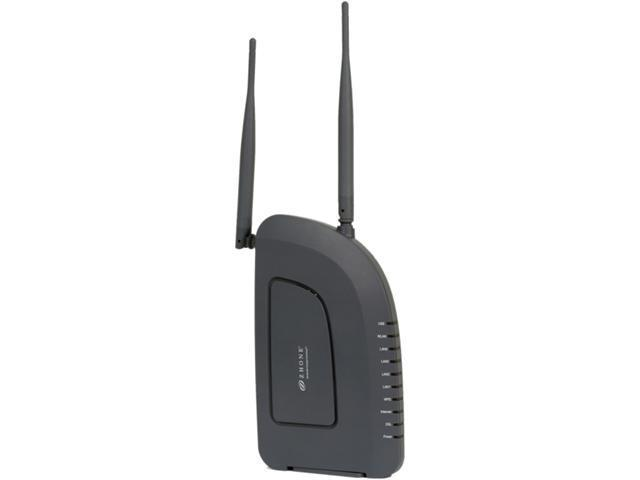 Zhone 6519-A2 Wireless Router - IEEE 802.11n