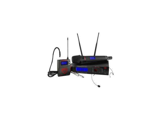 Nady W-1KU Wireless Microphone System