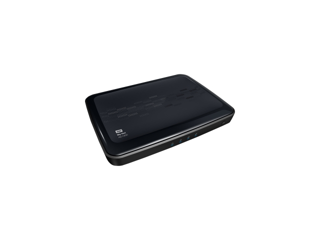 WD My Net WDBWNJ0000NBL-HESN Wireless Router - IEEE 802.11ac
