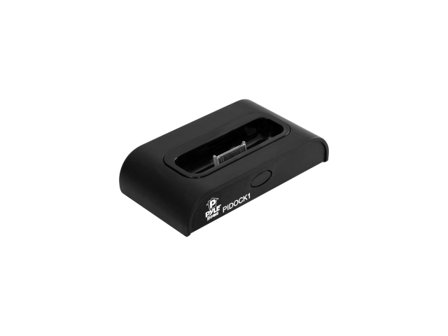 PyleHome Universal iPod/iPhone Docking Station For Audio Output Charging - Sync W/iTunes And Remote Control