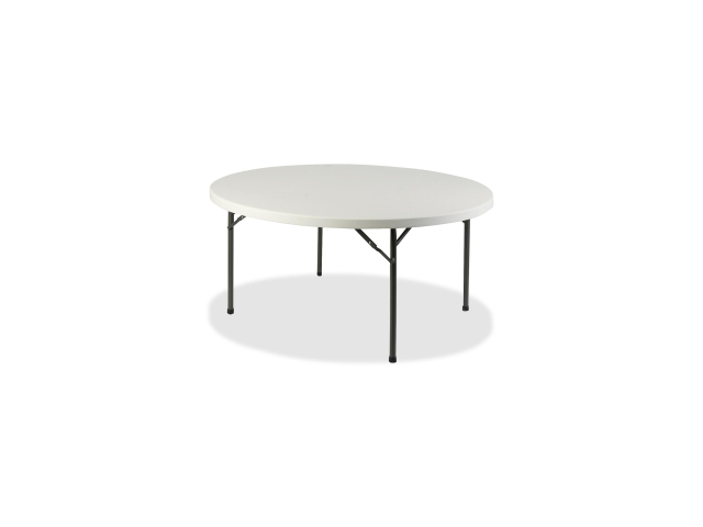 Lorell 60326 Banquet Folding Table Round - 60
