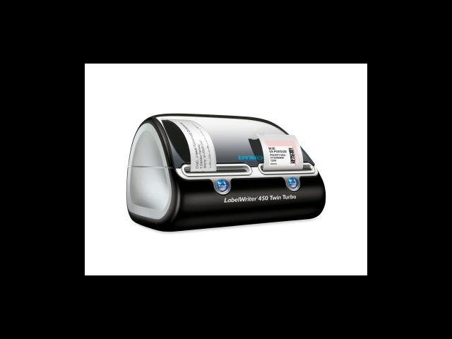 Dymo LabelWriter Direct Thermal Printer - Monochrome - Label Print