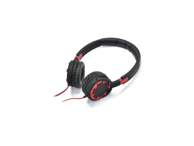 Gear Head Dynamic Bass Stereo Headphones w/ Noise Isolation