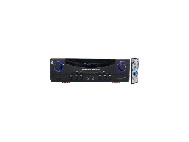 PyleHome PT590AU A/V Receiver - 350 W RMS - 5.1 Channel