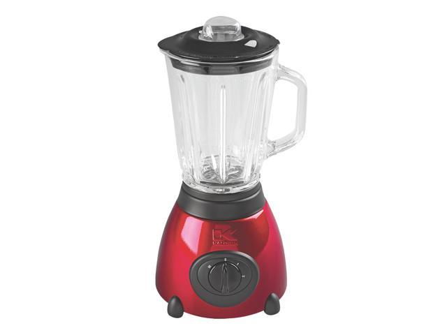 Kalorik 48-Oz Modern Blender (Red)