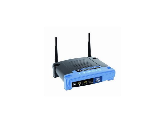 Linksys WRT54GL Wireless Router - IEEE 802.11b/g