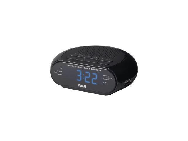RCA RC207 Clock Radio