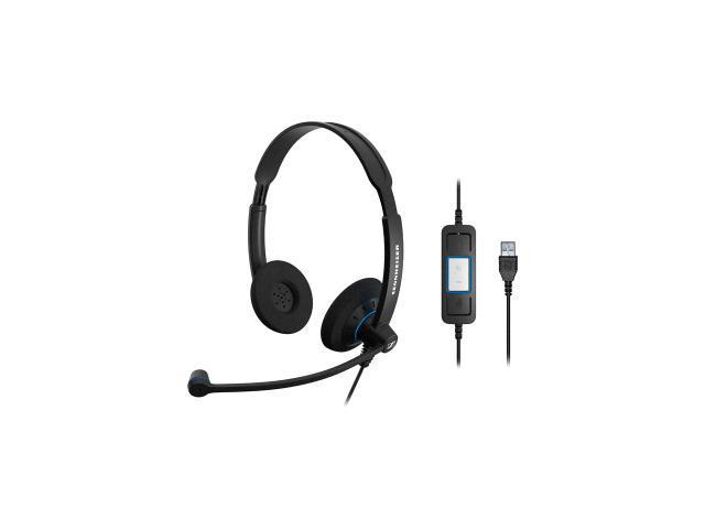 Sennheiser SC60 USB CTRL Culture Series Wideband Headset