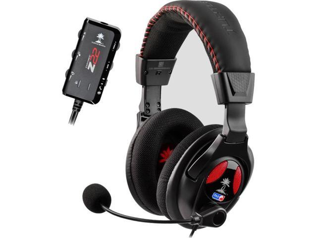 Turtle Beach Z22 Headset with Inline Amp