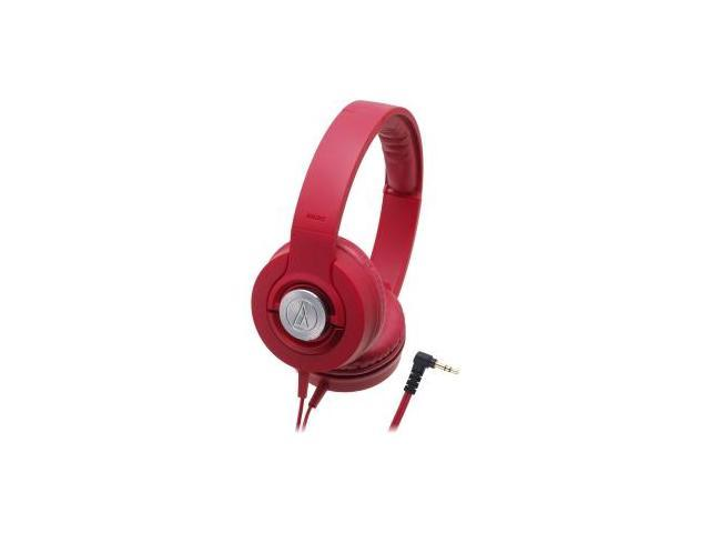 Audio-Technica Solid Bass ATH-WS33X Headphone