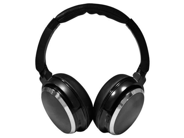 Comfort Zone Sound High-Fidelity Noise-Canceling Headphones with Carrying Case