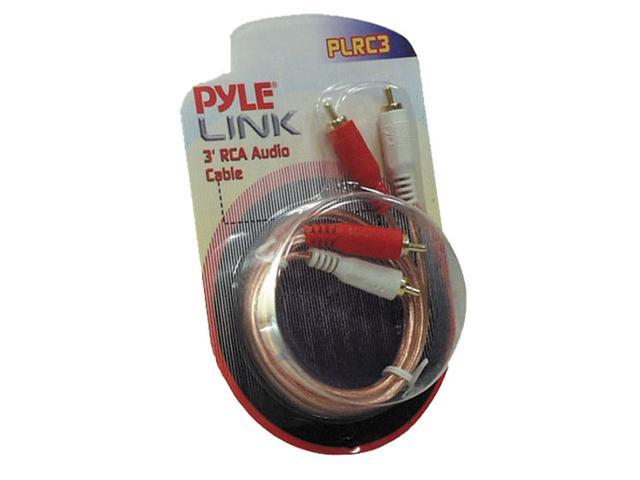 PYLE PLRC3 3ft Stereo RCA Cable