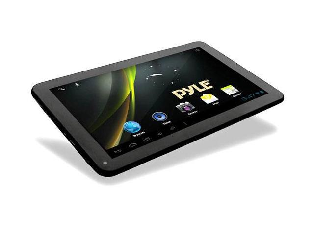 Pyle Astro 10.1 Android Dual Core Touch-Screen 3D Graphic Wi-Fi Tablet with Bluetooth