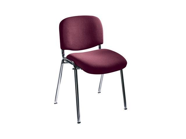 Safco 7400BG Visit Upholstered Stacking Chairs (Qty.2) 22