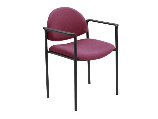 Safco 7010BG Wicket Stack Chairs with Arms 22 1/4